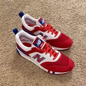 Brand new New balance 997h Fourth of July Size 9.5
